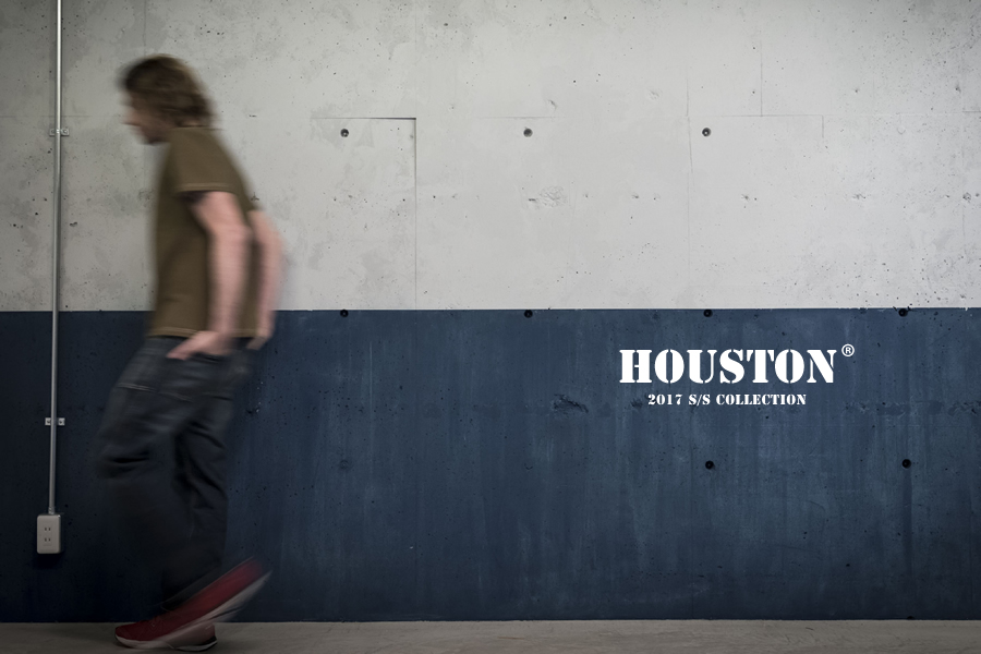 HOUSTON 2017 SS COLECTION